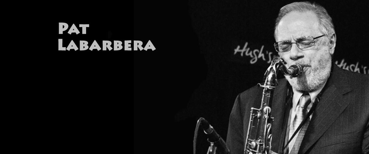 Saxophonist Pat Labarbera